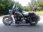 Harley-davidson Softail 13734 miles