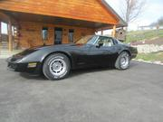 1981 chevrolet Chevrolet Corvette Base Coupe 2-Door
