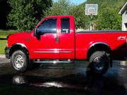 ford f-250 Ford F-250 XLT Extended Cab Pickup 4-Door